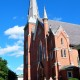 Back Side of Church
